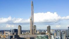 Sick of glass and steel skyscrapers cluttering up the city's skyline? Don't worry – the next one could be made of wood. In news set to excite