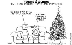 Fokke en Sukke - kerstdepressie