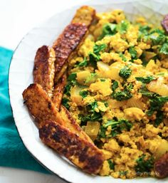 """Seven Vegan Breakfast Recipes that """"will blow your mind"""" from Mercy for Animals~"""