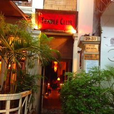 Temple Club @ Ho Chi Minh City