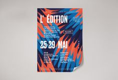 "Check out this @Behance project: ""L'Edition Festival 2016"" https://www.behance.net/gallery/36798845/LEdition-Festival-2016"