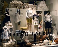 ralph lauren window display - Google Search