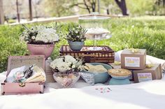{Vintage Chic} Style Dictionary Inspiration Shoot