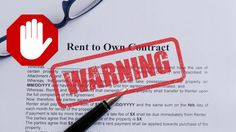 Many tenants in rent-to-own arrangements never become homeowners—despite years…