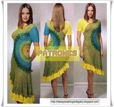 Ideas para el hogar: Vestidos#more