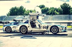 Get ready for a top-level experience with the Masters SLS AMG GT3 program, hosted by the AMG Driving Academy!