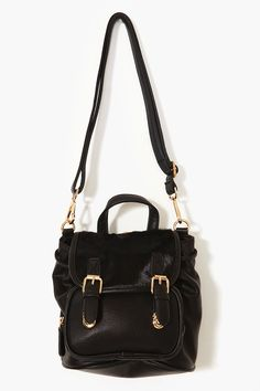 Cher Backpack - Black.  perfect you can wear it both ways. especially when you have a toddler