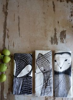 Animal Print napkins http://thisradlife.com/animal-decor/