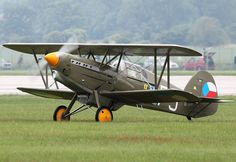 Avia - Czech biplane fighter produced during interwar period - Czechia Interwar Period, Heart Of Europe, My Heritage, Techno, Planes, Fighter Jets, Aircraft, History, Thunder