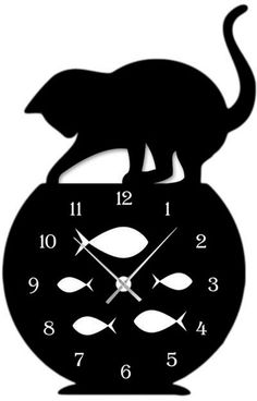 дизайнерские настенные часы черные: 20 тыс изображений найдено в Яндекс.Картинках