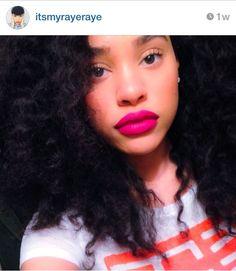 Her YouTube videos <3 <3 <3 itsmyrayeraye