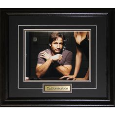 Midway Californication Hank Moody David Duchovny 8x10-inch Frame