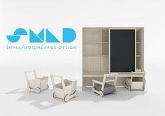 Play House / Bunk Bed / Kids Furniture / Design Furniture /
