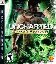 UNCHARTED: DRAKE'S FORTUNE - PLAYSTATION 3 --- Naaaateeeee <3
