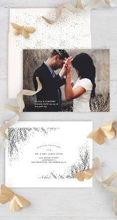 Featured Wedding Save The Date Card: Minted Save The Date Designs, Save The Date Photos, Save The Date Cards, Mod Wedding, Wedding Signs, Dream Wedding, Wedding Day, Wedding Stationary, Wedding Invitations