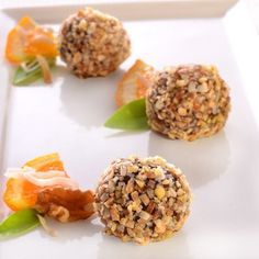 Dark Chocolate Orange Marmalade Truffles (Easy; 36 truffles) #darkchocolate #orange #truffles #dessert