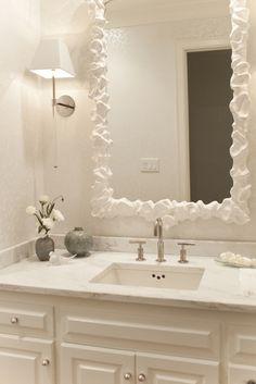 Bright + Light Bathrooms // SummerHouse // www.summerhousestyle.com