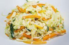 Não leva batatas fritas mas nem vai dar pela falta: surpreenda-se com esta receita saudável de Bacalhau à Brás fingido, da nutricionista Mariana Chaves!
