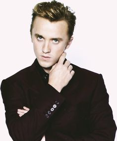 Image about tom felton in harry potter cast by maplemalfoy Draco Harry Potter, Harry Potter Actors, Draco And Hermione, Hermione Granger, Severus Snape, Ron Weasley, Tom Felton, Drarry, Dramione