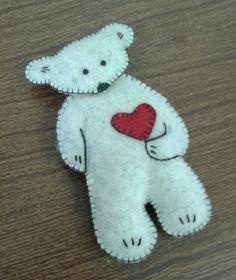 orsetto col cuore - di Luisa valent