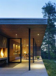 island house ~ arkitektstudio widjedal racki
