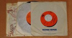 "Single Collection - 7"" Vinyl -  3 Singles - GENE PITNEY"