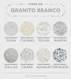 White Granite: Beauty and Sophistication for Your Home photos) - Sweet Home - Decor Interior Design, Interior Decorating, Exposed Aggregate Concrete, Stone Wall Design, White Granite, Christmas Mugs, Architecture Details, Decoration, Home Projects