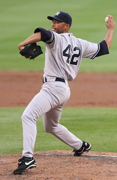 Best Closer in Baseball. Mariano Rivera.   I don't care what team he's on, he's amazing.