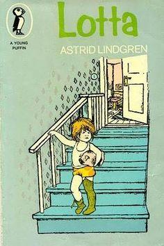 Astrid Lindgren's stroppy little Lotta.