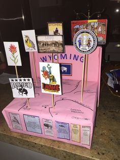 State float Wyoming  #Wyoming state float