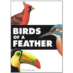 Birds of a Feather by Pittau & Gervais. A pop-up bird book, right up our alley. E Bird, Bird Book, Best Children Books, Childrens Books, Trade Books, Nocturnal Animals, Animal Science, Thing 1, Up Book