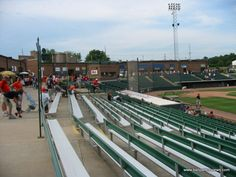 TR Hughes Ballpark - O'fallon, MO (River City Rascals, Independent)