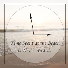 Give us a like if you agree! Beach time is time well spent!