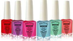 Nail polish by Inocos