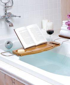 Umbra bathtub caddy available at Macy's #bathcaddy #weddinggift #macys http://www.macys.com/registry/wedding/catalog/product/index.ognc?ID=502198&cm_mmc=BRIDAL-_-CARAT-_-n-_-BCPinterest