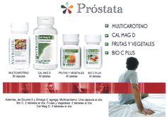 Tienes problemas de Pròstata?? Les recomiendo los siguientes productos.