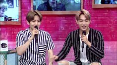 After School Club Ep165 with KAI & BAEK HYUN of EXO(엑소) Behind Clip #3