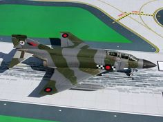Gemini Aces Phantom FG.1 XV567 43 SQN RAF GARAF4004