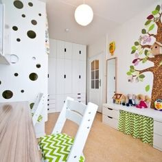 Homepix Wardrobe Wall, Room Style, Fashion Room, Cool Kids, Kids Room, Toddler Bed, Fun, Furniture, Home Decor