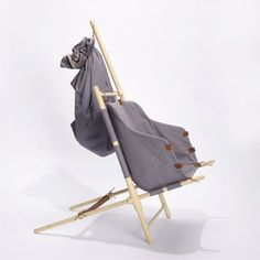 The Nordic Nomad Chair