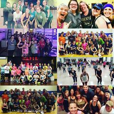 These are the true #ROCKSTARS of our community. They are the movers and the shakers. The ones who are revolutionizing fitness...one class at a time. •••••••••• If you're in a REFIT:registered: class, do us a favor-- HUG your instructor. Look them in th