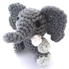 Crochet Elephant Pattern Amigurumi Crochet Elephant Pattern Supergurumi Crochet Elephant Pattern Little Bigfoot Elephant Video And Pattern Amigurumi To Go. Crochet Elephant Pattern Cuddle Me Elephant Crochet Pattern Amigur. Crochet Patterns Amigurumi, Crochet Toys, Crochet Baby, Free Crochet, Cat Amigurumi, Crochet Elephant Pattern Free, Free Pattern, Elephas Maximus, Elephant Blanket