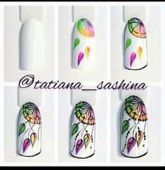 Acrylic Nail Designs Pros And Cons New Nail Art, Nail Art Diy, Easy Nail Art, Cool Nail Art, Diy Nails, Cute Nails, Pretty Nails, Manicure, Western Nails