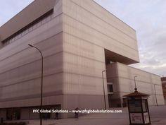 PFC Global Solutions: mercado Barceló con detalle del mirador