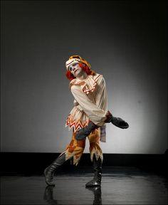 The Royal New Zealand Ballet in Petrushka