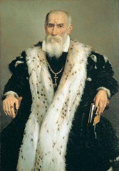 Venetian Province of Bergamo, The Republic of Venice  Giovanni Battista Moroni, 1570: Gian Gerolami Albani