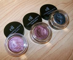 ELF Long-lasting Lustrous Eyeshadows I only have one of these, but I love it. Worth the price (by far!) & I will be getting more