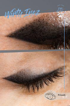 Smokey Eyeliner, Permanent Makeup Eyebrows, Eyebrow Makeup, Eyeshadow, Eyeliner Tattoo, Makeup Tattoos, Full Ear Piercings, Makeup Over 50, Eyeliner Styles
