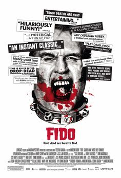 Fido  #movies #films #posters #00s #zombies