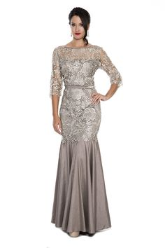 A special occasion calls for a special gown. Sexy cut dress shows off your…